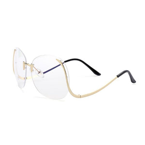Mermaid Eye Wear - Clear, Mirrored and Gray - 5 Color Options