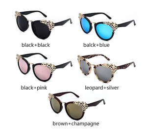 Glitter Child Eye Wear - 5 Color Options