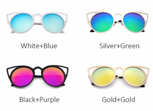 Blue Sky's & Rainbows Eye Wear - 9 Color Options