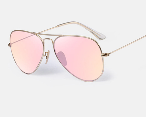 Baby Pink Unicorn Aviators