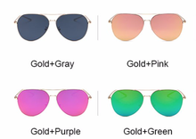 Majestic Aviator Shades - 6 Color Options