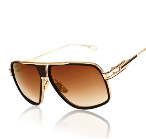 24 K Gold Eye Wear - 2 Color Options