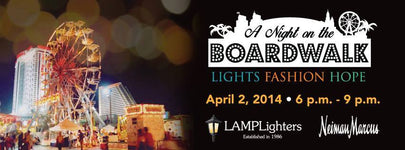 "LAMPLighters event ""A Night on the Boardwalk"""