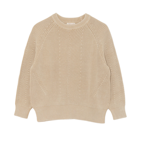 Rosanna washed cotton sweater