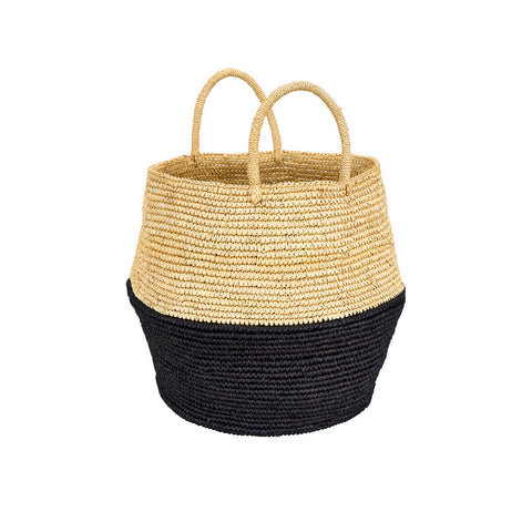 Half Brenton Lunchpail basket bag