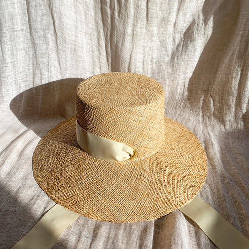 Exclusive Bougainvillea hat