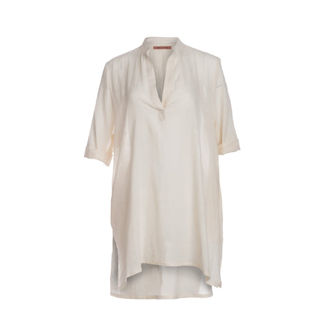 Pico organic cotton blouse