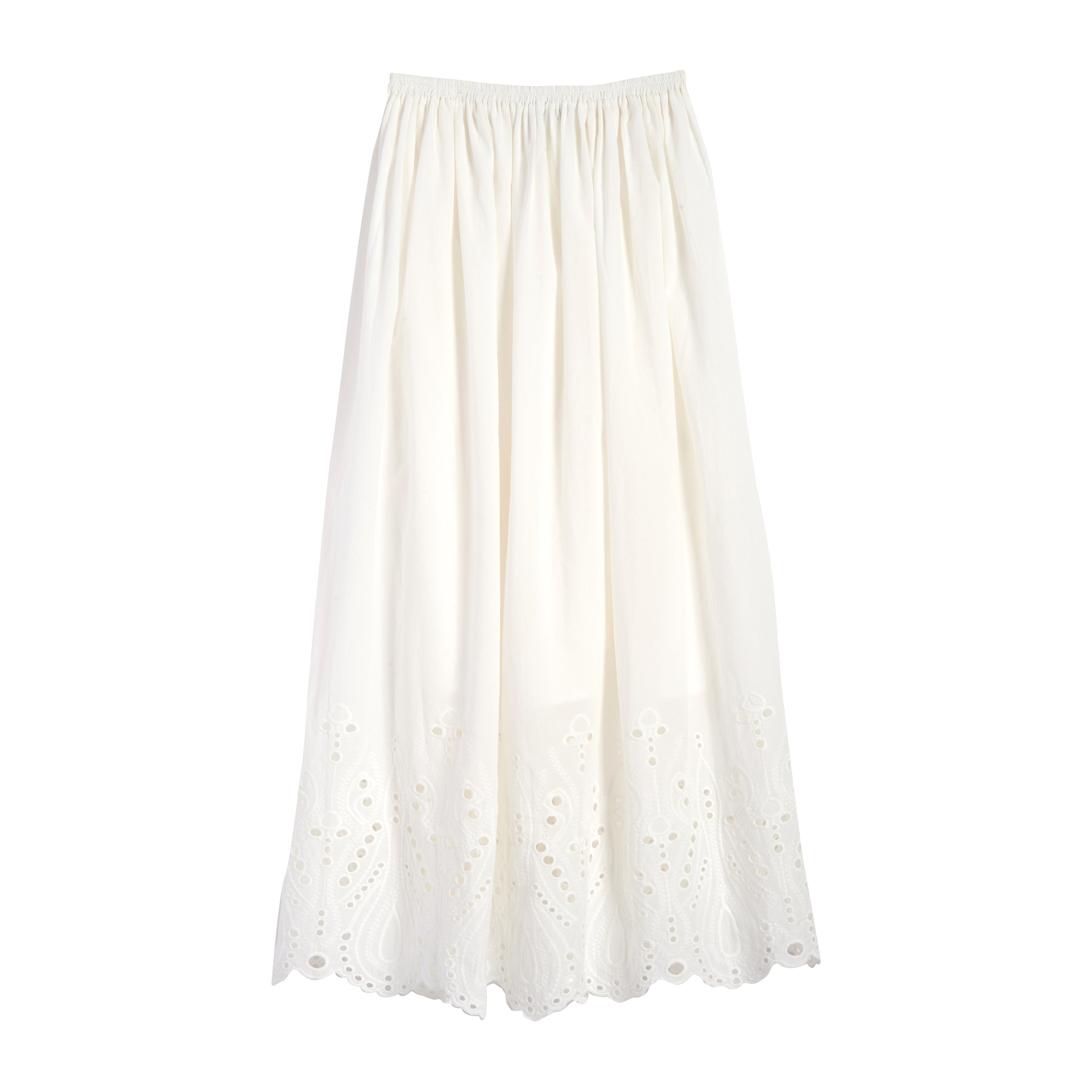 Flo cotton skirt