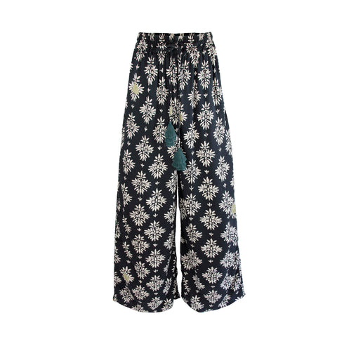 Kelali cotton pants