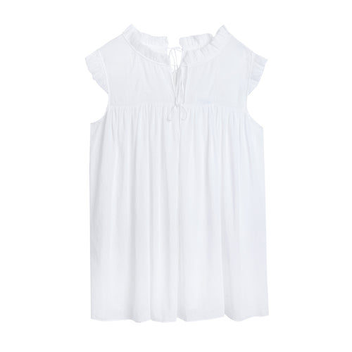 Anglet organic cotton chemise