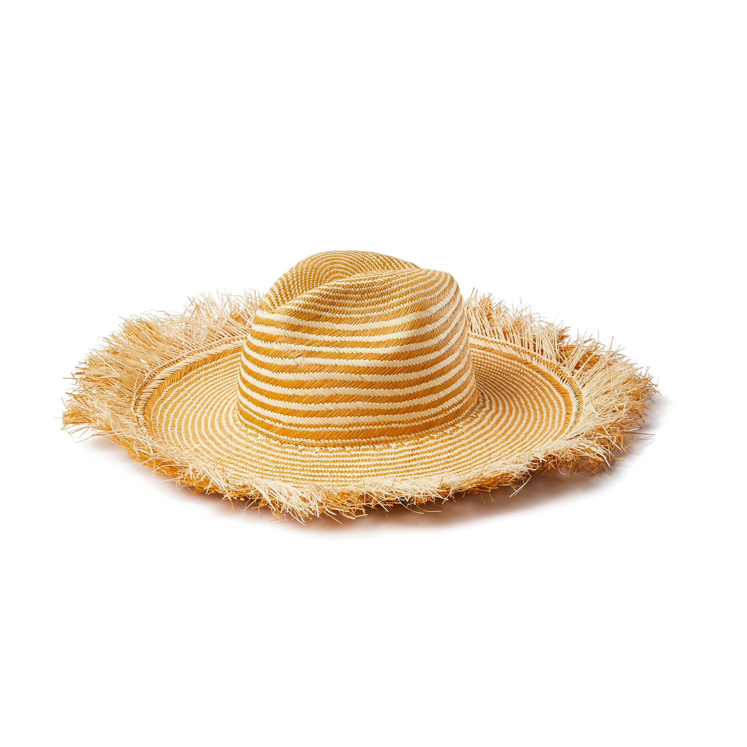 ee2d89420f9584 Bali toquilla straw hat – Golden Edit