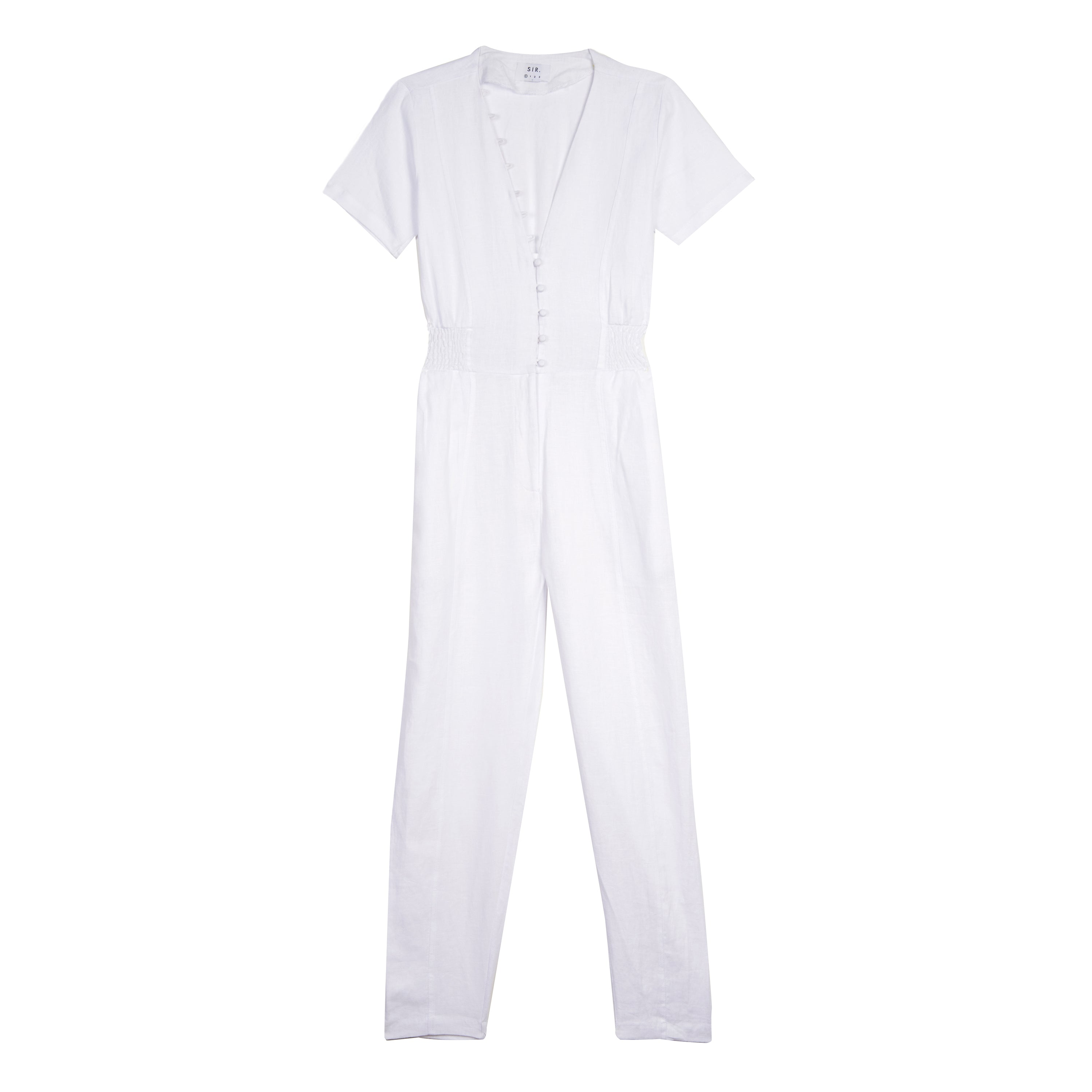 ONLY ONE LEFT - Inaya linen jumpsuit