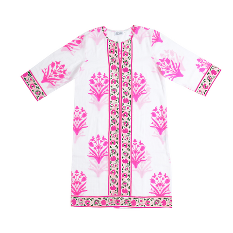 Jodhpur printed dress