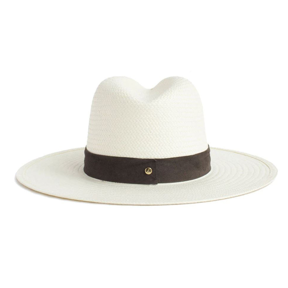BACK IN STOCK! Marcell packable straw hat