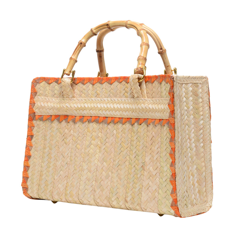 EXCLUSIVE Maureen tote in sunset