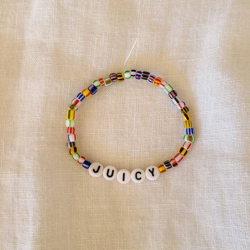 DIY - Beaded bracelet kit