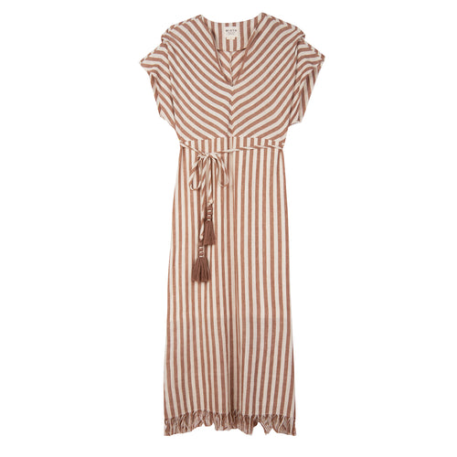 Sydney cotton midi dress