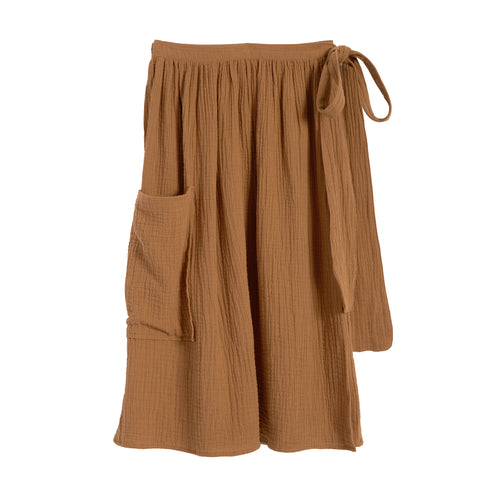 British India mini skirt