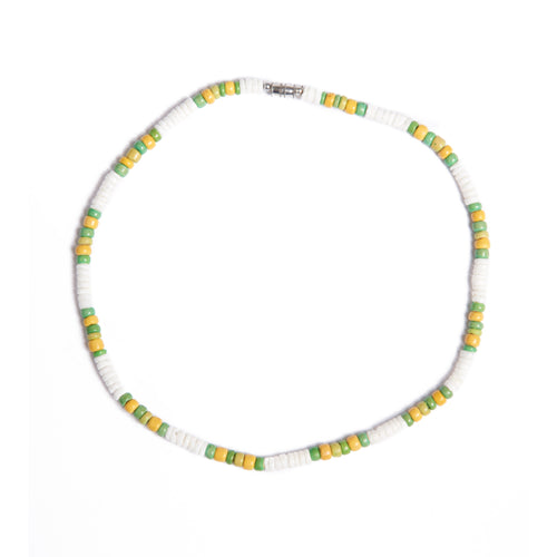 EXCLUSIVE Tropics beaded choker