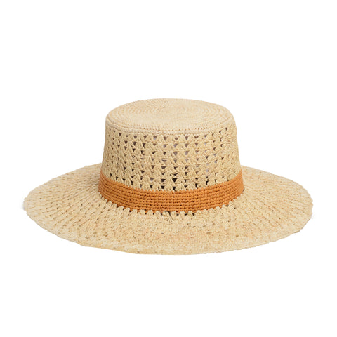 BACK IN STOCK: La Playa sunhat