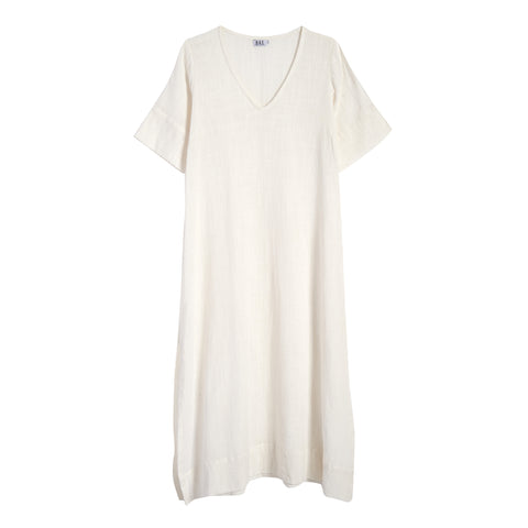 Easy Tunic in natural khadi