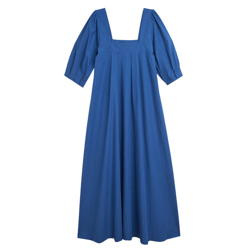 Waverly Dress in Royal Blue
