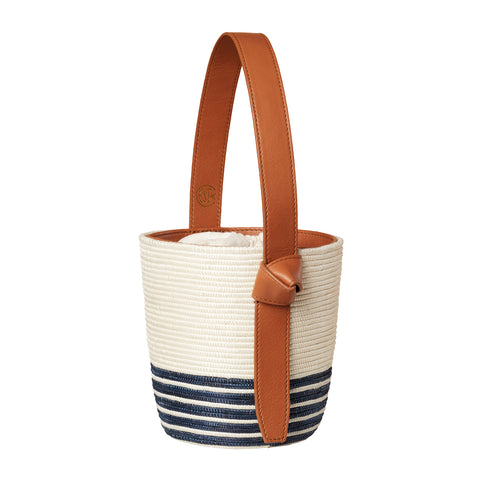 EXCLUSIVE Moroccan woven basket bag
