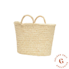 EXCLUSIVE large Mallorcan basket