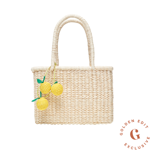 EXCLUSIVE lemon gelato basket
