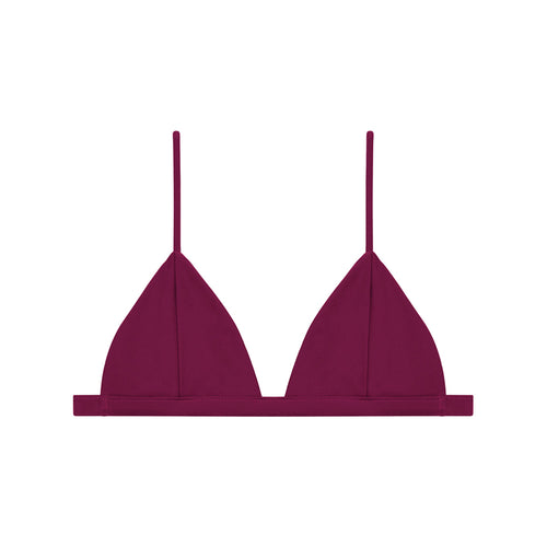 Perfect Match triangle bikini top