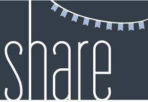 share is a boutique specializing in always current, carefully curated home decor,