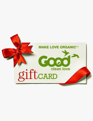 Good Clean Love Gift Card