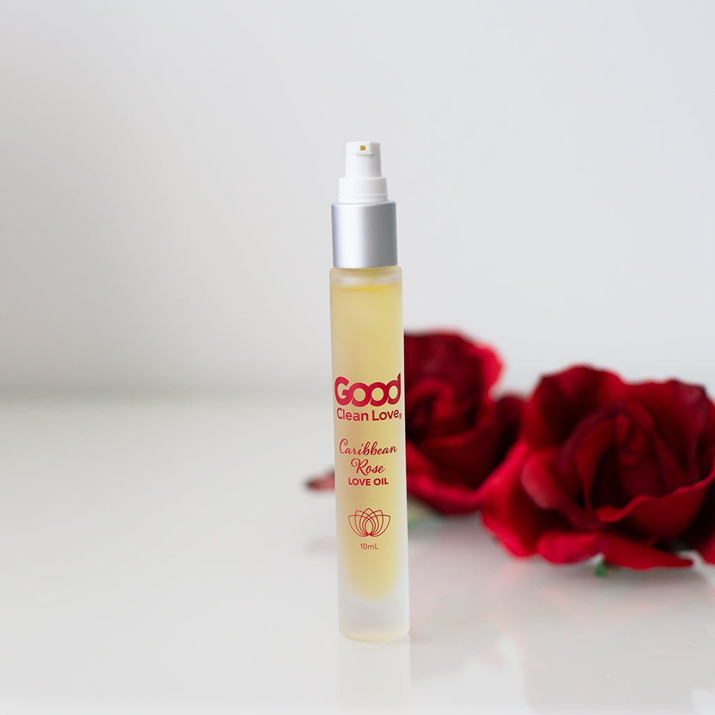 Caribbean Rose Love Oil - 10mL