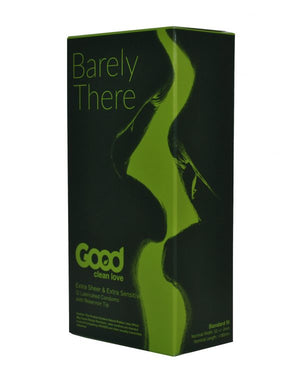 Barely There Extra Sensitive Lubricated Condoms