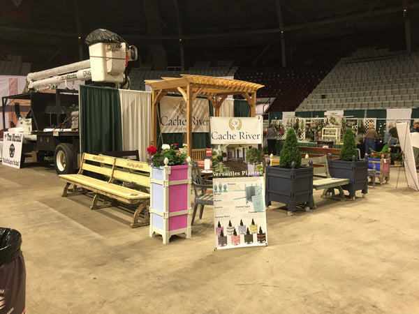 Cache River Mill at the 2018 Arkansas Flower and Garden Show