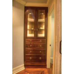 Bainbridge Built In Linen Cabinet