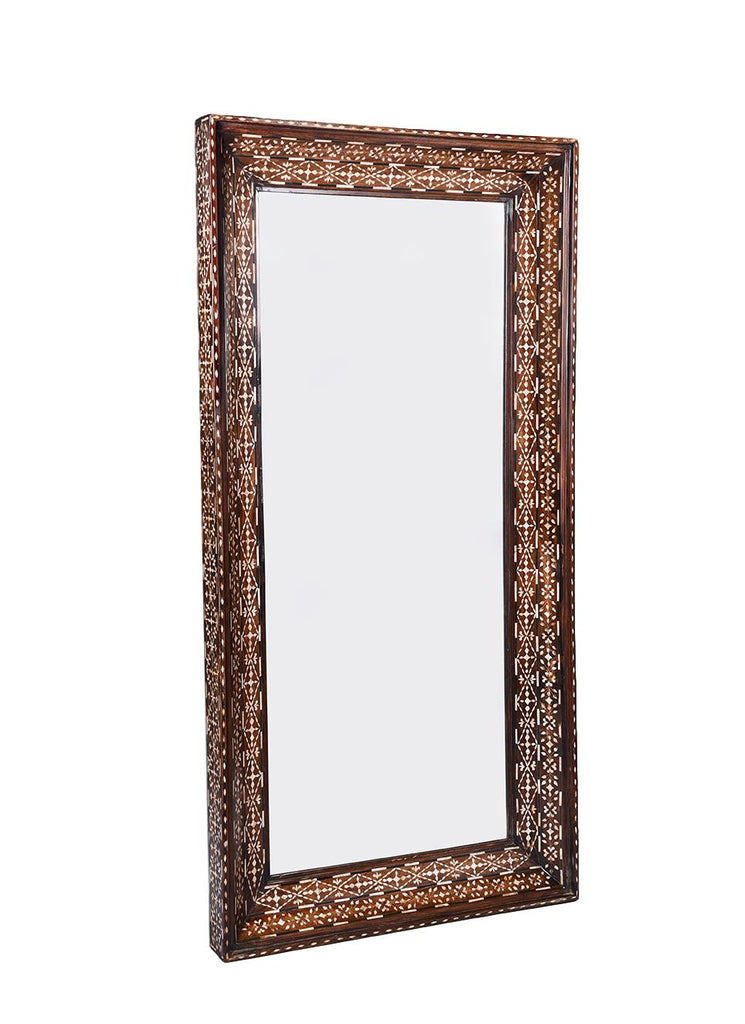 Mother of Pearl Inlaid Mirror