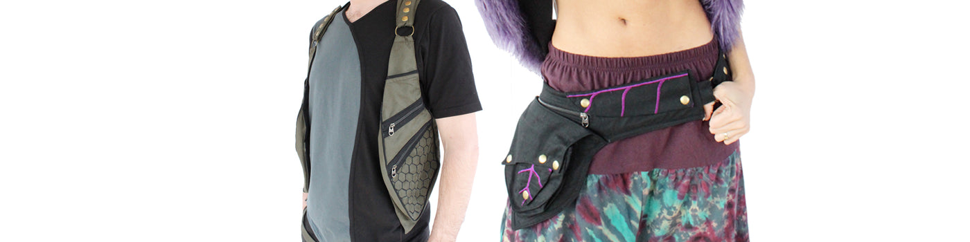holster and fanny pack