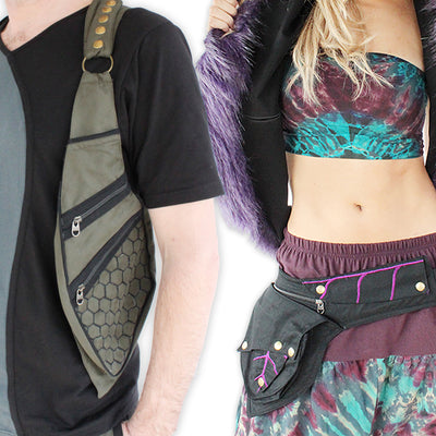 Fanny Packs + Holsters