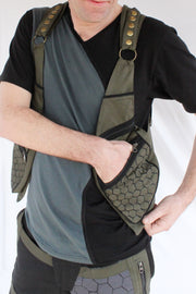 ABO-501B Flower of Life Holster