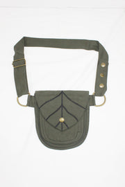 ABO-603 Small Leaf Pocket Hipbelt