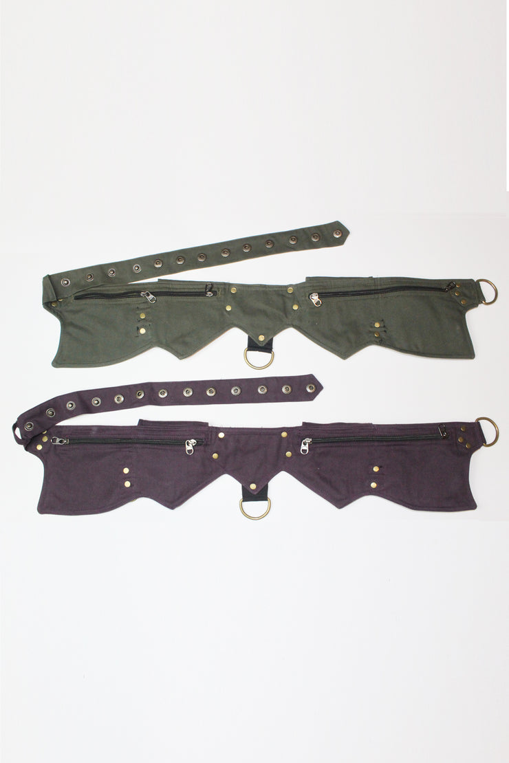ABO-612 Goa Belt with Heart