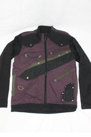 MO-504 Space Battle Bomber Jacket