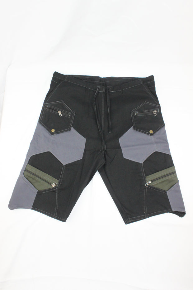 MPO-603 Hexagon Board Shorts