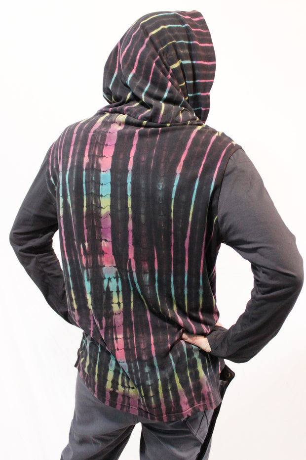 MTO-603 Cowl Long Sleeve with Hood