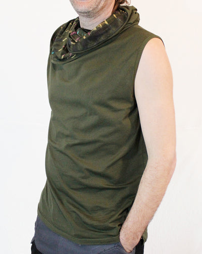MTO-605 Cowl Tank with Hood