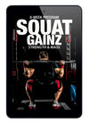 Squat Gainz: An 8-Week Squat Program For Strength & Mass
