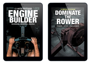 Endurance Bundle #1: Engine Builder + Dominate the Rower