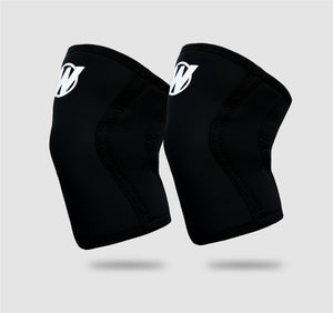 Waves 7MM Metcon Knee Sleeves (Pair)