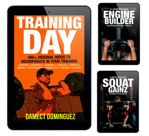 Training Day Bundle #2: Training Day Volume I + Squat & Endurance Programs